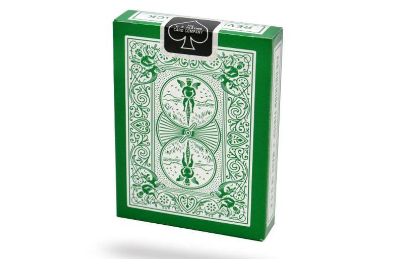 Green Card Games