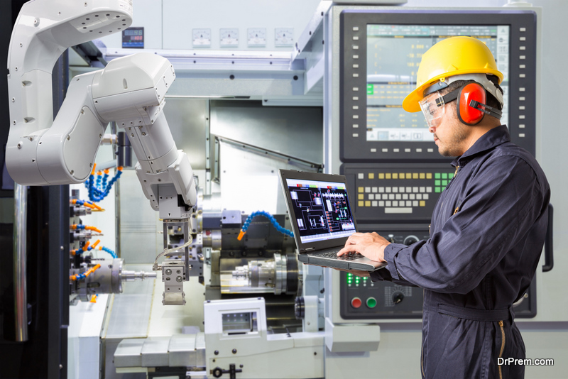 Invest in Robotic Machine Tending