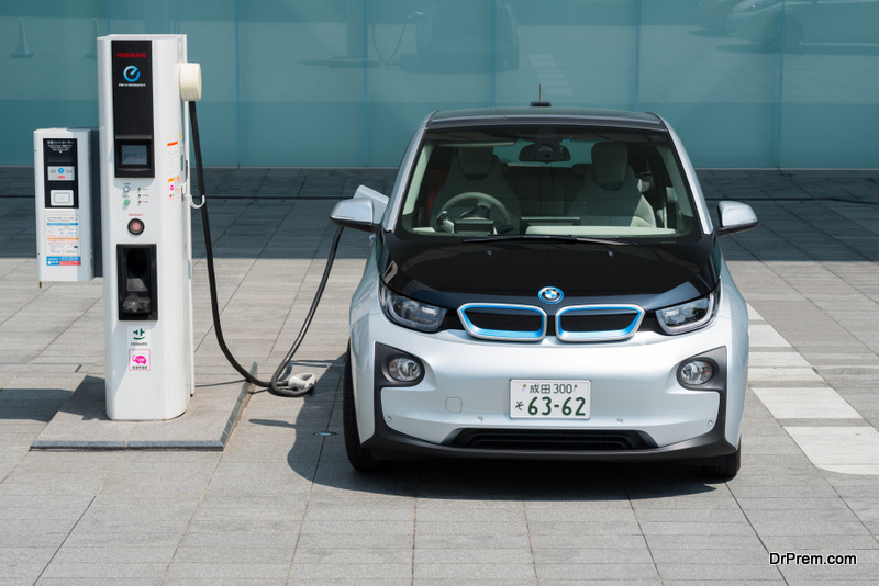 BMW decided to go a different route with the BMW i3