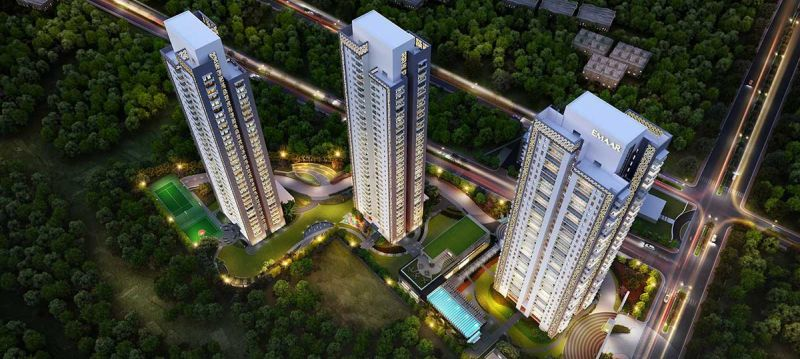 Top Projects by Emaar Builders in India