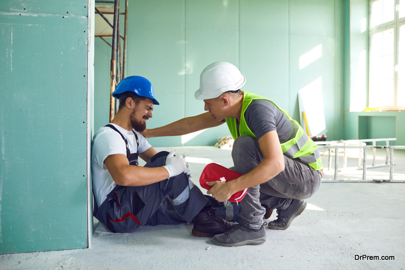 Increase In Construction Site Accidents
