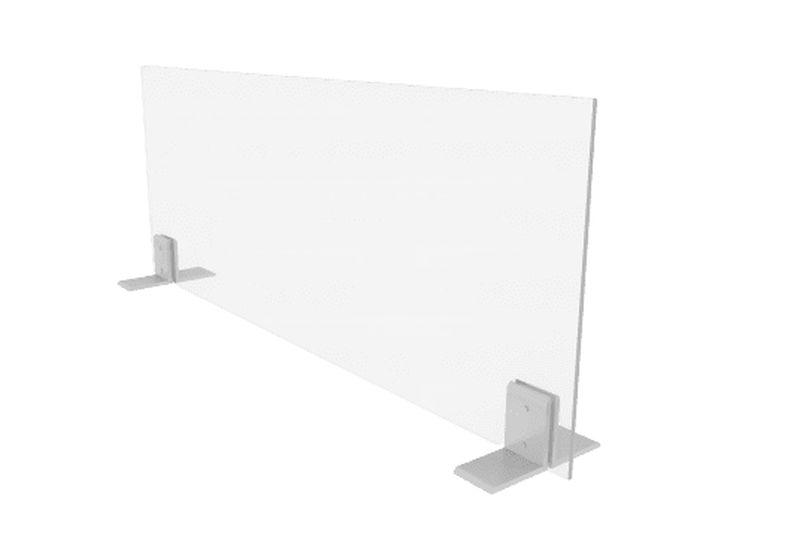 Plexiglass shield