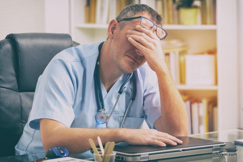 mental health of healthcare provider