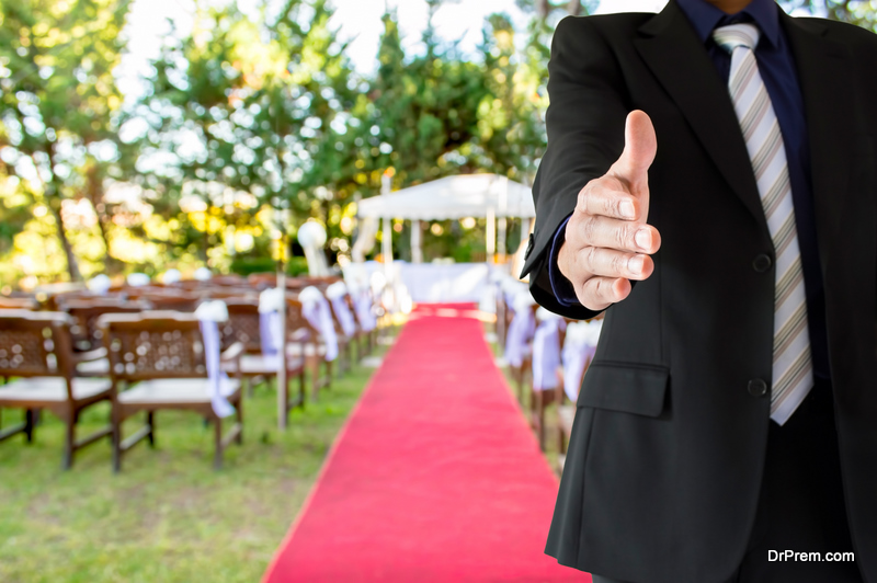 Event Planners Are Going Eco-Friendly