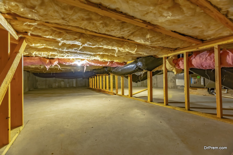 Eco-Friendly Methods to Solve Crawl Space Problems