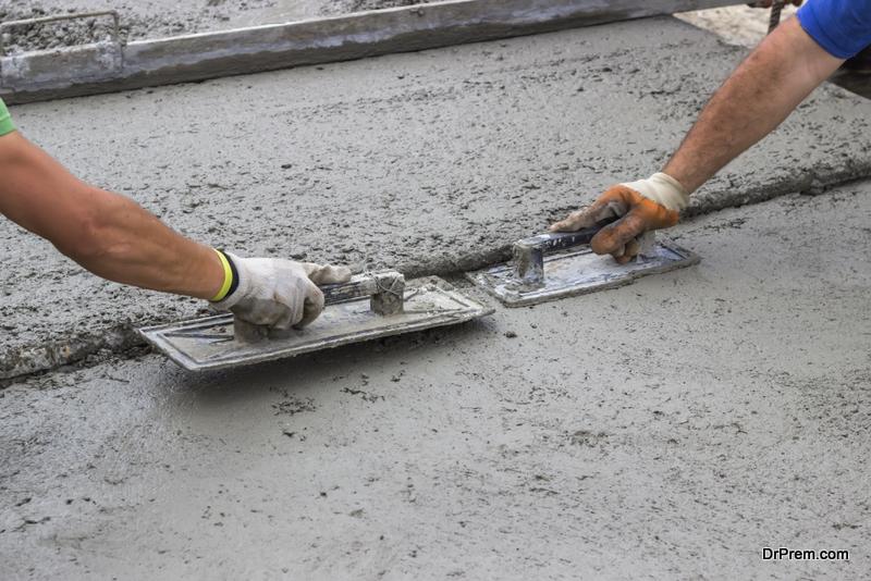 Ways to Lift Sunken Concrete