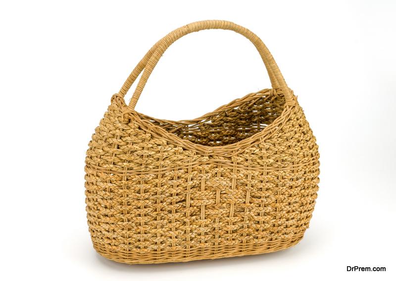 Eco-friendly Basket