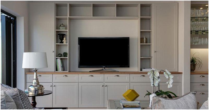 Stylish Living Room Cabinets